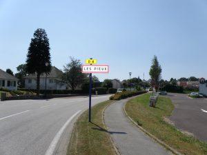 Photo de l'entrée de la ville Les Pieux