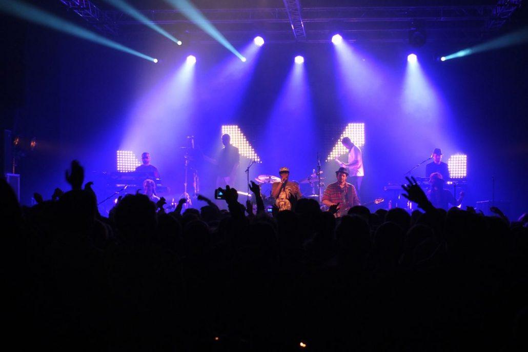 Photo d'un concert à l'espace culturel Les Pieux