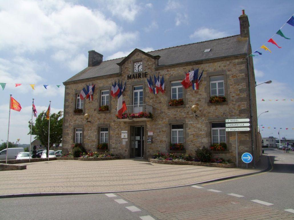 Photo de la mairie Les Pieux