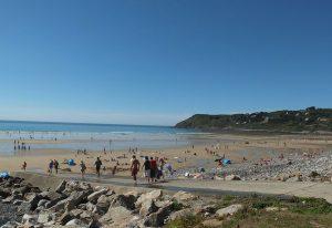 piscine de la plage